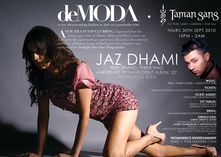 DeModa Launch night @ Taman Gang 30th Sep 2010