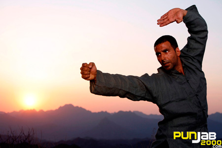 Khiladi Kumar's hardworking NINJA's witnesses another year of Akshay Kumar Karate-do Championship!