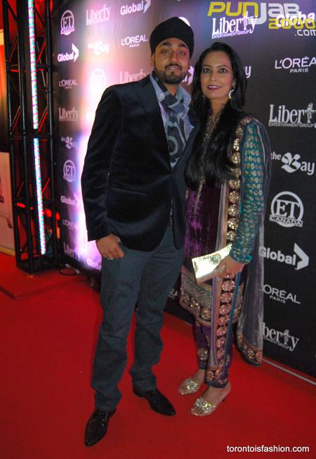 RDB AND NINDY KAUR REPRESENT BOLLYWOOD AT THE TORONTO INTERNATIONAL FILM FESTIVAL