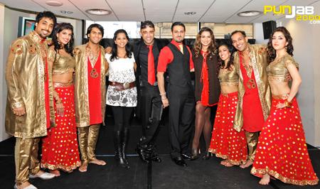 Raj & Pablo, Sophiya Haque and Threebee