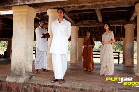 Abhishek Bachchan & Deepika Padukone in Khelein Hum Jee Jaan Sey'