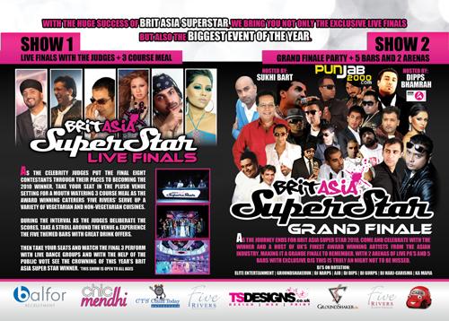 Brit Asia Super Star 2010 - The Final