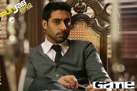 Abhishek Bachchan In Game