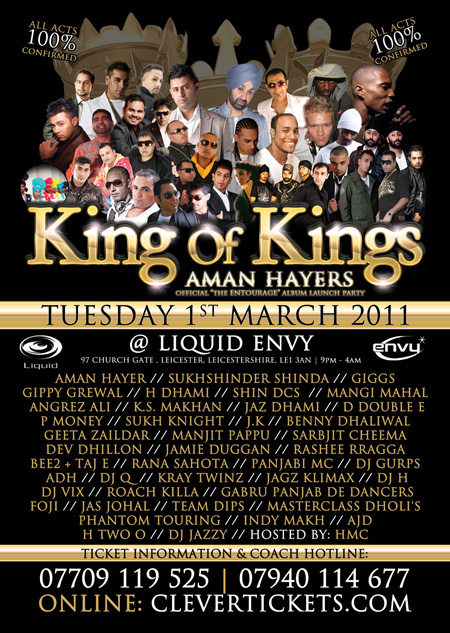 Crystals Media and Diamond Suga presents to you KING OF KINGS 5