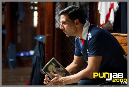 Interview with Bollywood Superstar Akshay Kumar regarding Patiala House, Photographer: Pavitr Saith