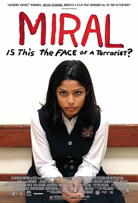Harvey Weinstein's 'Miral'
