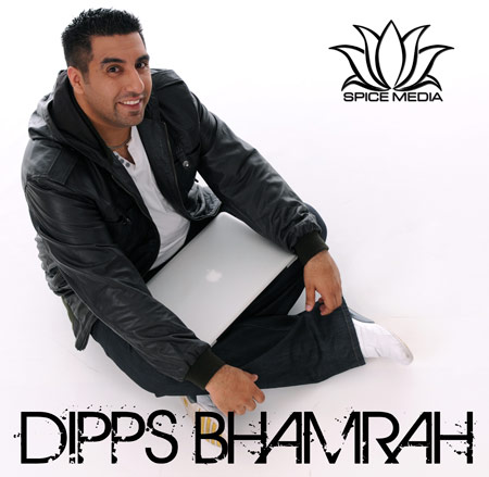 Spice Media announce signing of Dipps Bhamrah