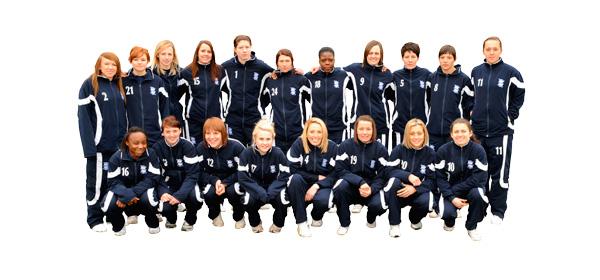 BCFC Womens Squad