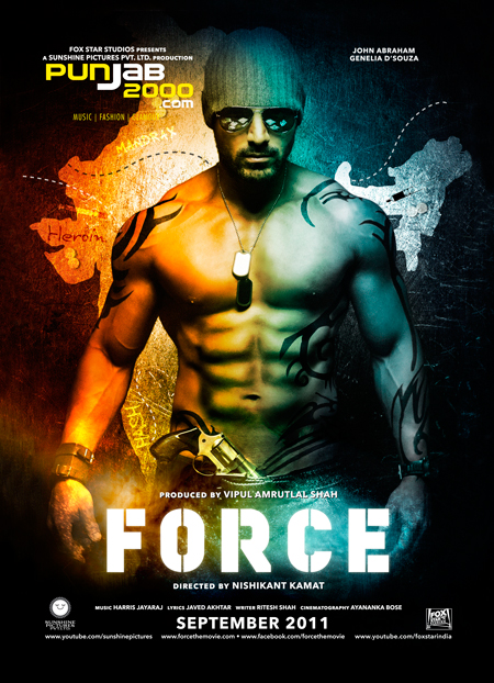 John Abraham interview on Force
