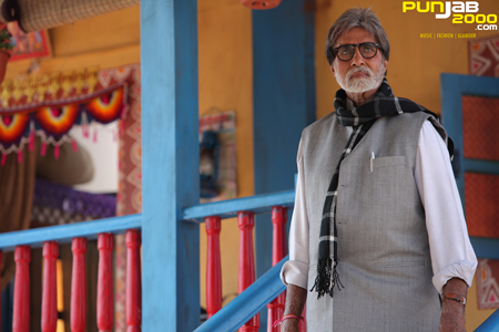 An interview with Amitabh Bachchan on 'Aarakshan'