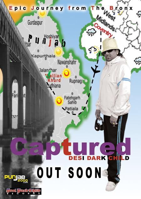 CAPTURED - Desi Dark Child