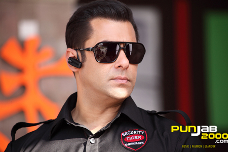 Salman Khan, star of Bodyguard, continues his charity missions.