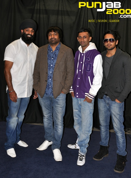 Tony Bains interview with DJ Harvey, Nirmal Sidhu & Nav Sidhu
