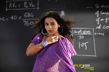 Vidya Balan in The Dirty Picture