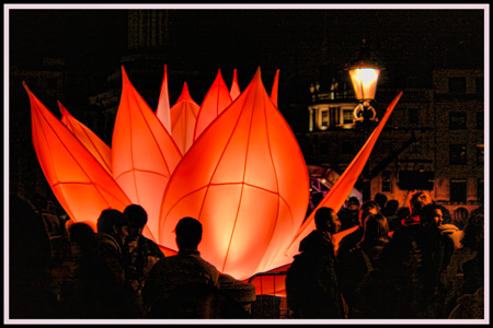 Abhishek Bhattacharya - Diwali in the Square