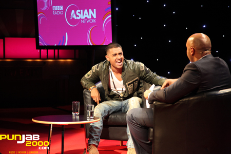BBC Asian Network presents Jay Sean: The Story So Far on BBC Red Button