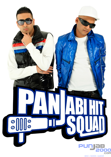 Panjabi Hit Squad - 'World Famous' line up