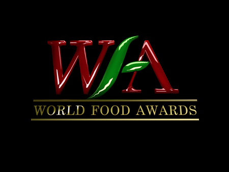 FINALISTS ANNOUNCED FOR PRESTIGIOUS WORLD FOOD AWARDS