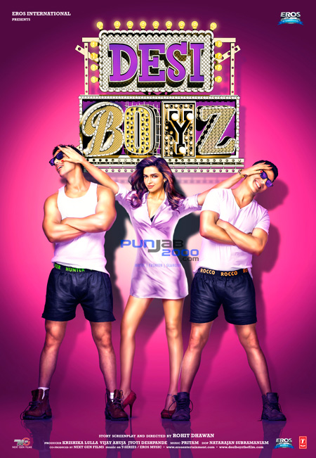 Akshay Kumar Brings The 'Fittest Body' To London, In 'Desi Boyz'