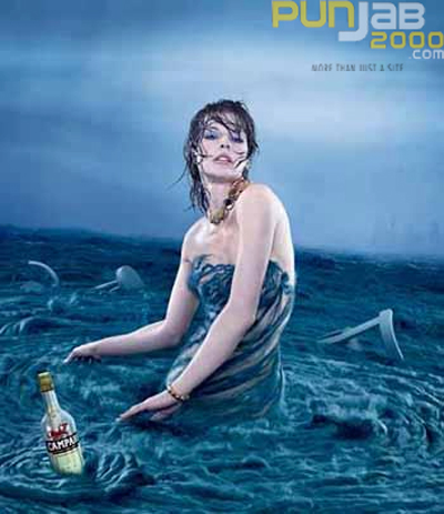 Campari Calendar 2012 -It's the end of the world, ...