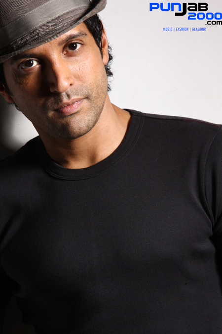 Interview with Farhan Akhtar - on Don 2 (Photographer Daboo Ratnani)