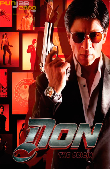 THRILLING COMIC BOOK IS DON 2'S PREQUEL TO THE SEQUEL!