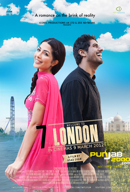 Zee Network presents British Hindi romantic thriller '7 Welcome To London'