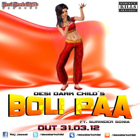 Boli Paa by Desi Dark Child