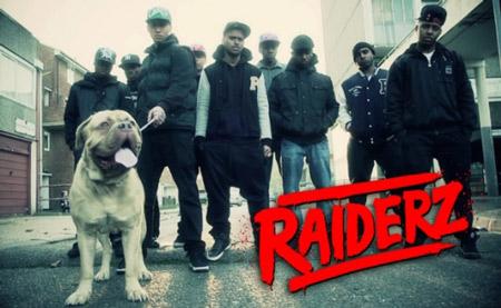 RAIDERZ - 'SHOOTER'