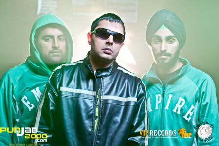 Panjabi MC & Bhangra Empire