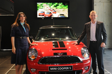 INFINITY CARS APPOINTED AS THE FIRST MINI DEALERSHIP IN INDIA