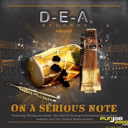 D-E-A Release 'On A Serious Note'