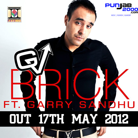 GV feat Garry Sandhu - Brick hits #1 on Itunes World Music Charts