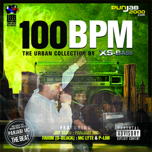 XS BASS presents the Urban Collection – 100BPM