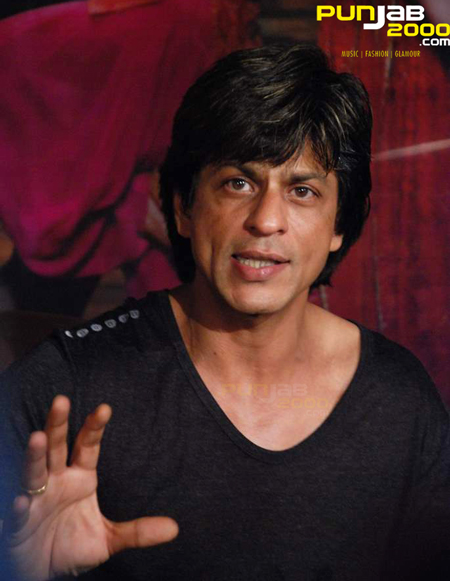 Bollywood Superstar Shah Rukh Khan presents his Heroes on the BBC Asian Network