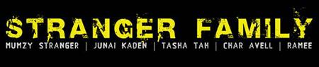 The Stranger Family: Mumzy Stranger, Junai Kaden, Tasha Tah, Char Avell and Ramee