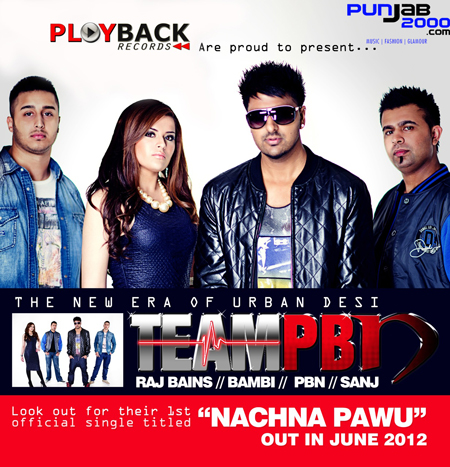 Nachna Pawu - TeamPBN