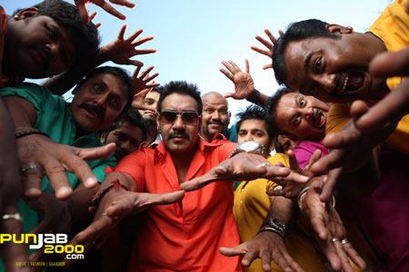 Bol Bachchan crosses the coveted 100 Crore mark!