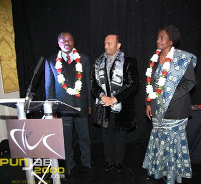 Deepak Kuntawala, Founder and Chairman of DVK Group, Hosts Gala VIP Reception for H.E. Mr Kalonzo Musyoka, Vice President of Kenya