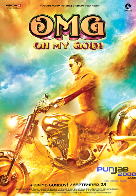 Akshay Kumar 'Finds God' As He Takes On The Role Of Lord Krishna In OMG (Oh My God)
