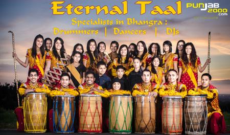 Bhangra Specialists Eternal Taal