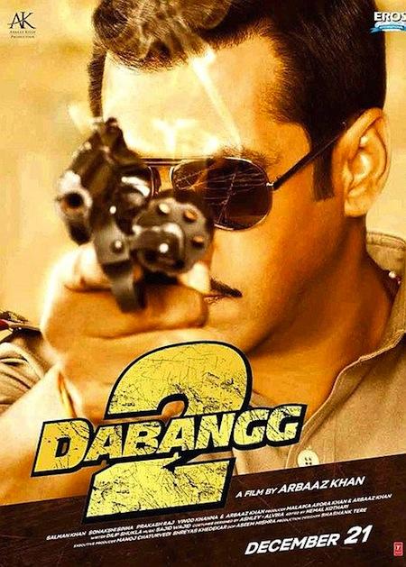 The return of Chulbul Pandey - Dabangg 2 movie review