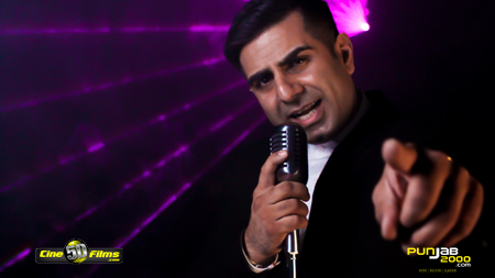 Jeet Chahil - Gulabi Suit - Music Video Trailer