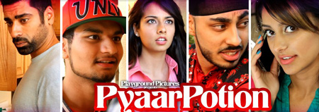 Pyaar Potion - Staring Manpreet And Naina