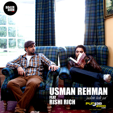 HOMEGROWN NORTHERN TALENT USMAN REHMAN RELEASES DEBUT SINGLE FEATURING RISHI RICH