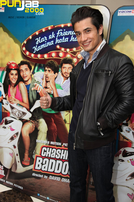 Ali Zafar wows fans at Cineworld Feltham, as part of UK Promotions of Chashme Baddoor