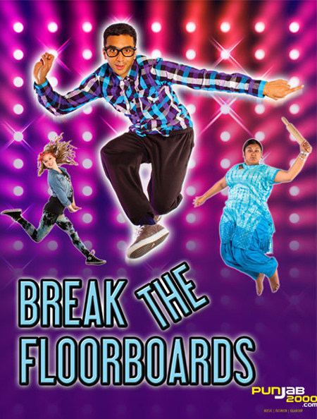 RIFCO ARTS & WATFORD PALACE THEATRE PRESENT 'Break The Floorboards' - a new dance drama ..