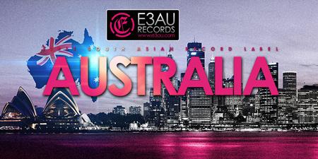 UK/USA E3AU Records Launches in Australia