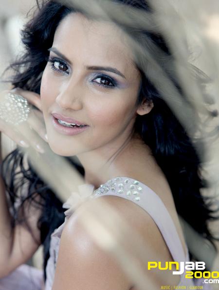 Priya Ananad as Megha in RANGREZZ
