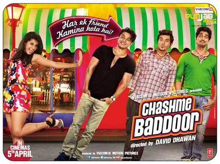 COMPETITION: WIN CHASHME BADDOOR CD SOUNDTRACK